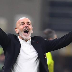 Il Milan rimonta e va in testa, la Lazio travolge l'Inter di Inzaghi