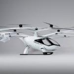 Mobilità: taxi volanti nei cieli di Roma entro il 2024