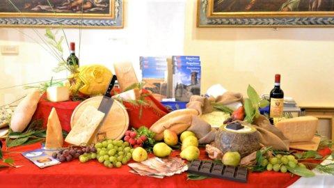 Formaggi:  il premio Crudi in Italia a un parmigiano bio Vacca bianca di Serramazzoni