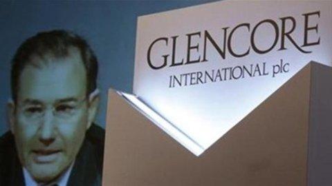 Glencore corre in Borsa su voci Opa o cessione attività
