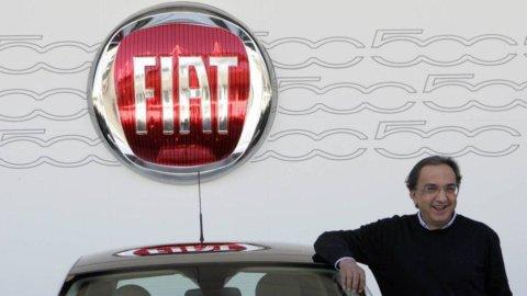 """Fiat, Marchionne: """"Confermiamo i target"""""""