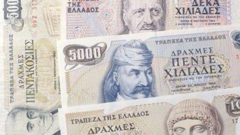 Grecia, Damanaki: potremmo uscire dall'euro