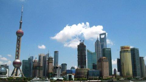 Shanghai, a rischio la distribuzione dell'elettricità quest'estate