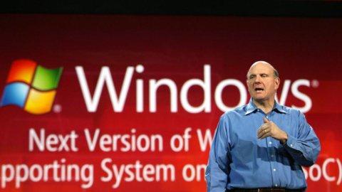 Microsoft: Windows 8 esce il 26 ottobre insieme ai primi tablet