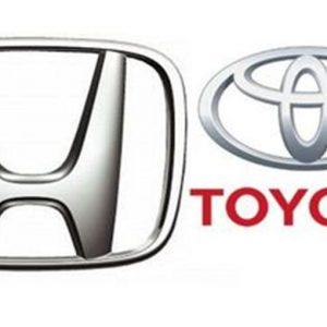 Crolla la produzione di Toyota, Honda e Nissan a causa del terremoto