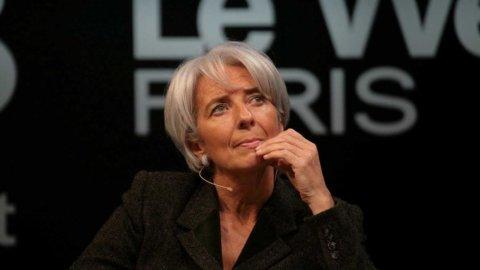 Lagarde in Brasile a caccia di sostegni