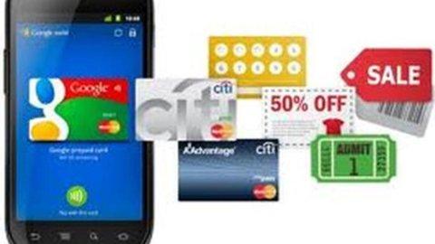 Usare lo Smartphone come carta di credito, adesso si può. Nasce Google Wallet