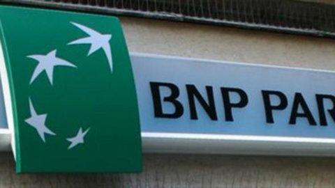 Bnp Paribas: con le cessioni gli utili crescono (+9,6%), ma non per la controllata Bnl (-1,3%)