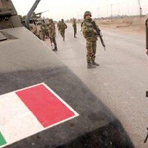 Attacco a base italiana a Herat, 5 soldati feriti, uno grave