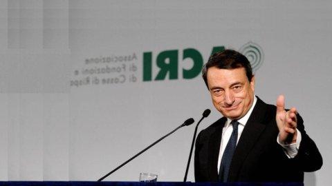 Per Draghi rischio instabilità dalla ristrutturazione del debito greco