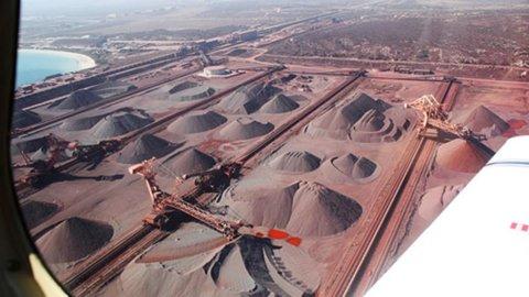 Lo sguardo lungo delle società minerarie