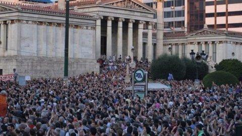 Grecia, in settimana il responso degli ispettori