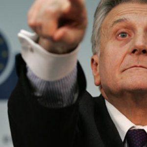 "Bce, Trichet: ""Crescita debole per l'Eurozona nel secondo semestre"""