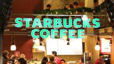 Starbucks si espande in Cina: entro il 2015 triplicati i punti vendita