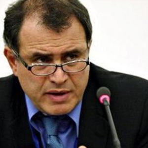 """Roubini: """"Grexit sarebbe stata un disastro"""". Ma Prodi: """"Evitato il peggio ma non il male"""""""