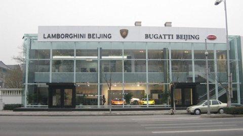 A Pechino e Shanghai i nuovi ricchi sono giovanissimi. E i produttori di auto sportive lo sanno bene