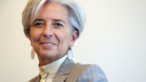 """La Lagarde assicura: """"Sull'affaire Tapie, coscienza totalmente tranquilla"""""""