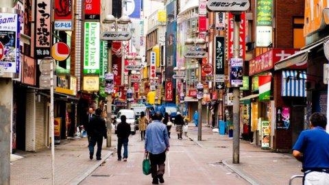 Il Pil giapponese nel primo trimestre si è contratto del 3,5%