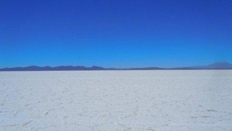 Il futuro delle batterie elettriche passerà per i deserti della Bolivia