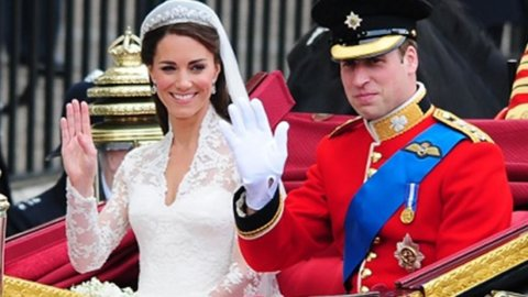 Le nozze tra William e Kate hanno pesato sulla produzione industriale: -1,7% ad aprile