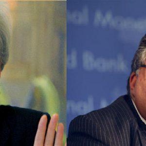 Lagarde-Carstens, corsa a due per la successione a Dominique Strauss-Kahn