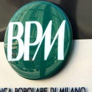 Il titolo Bpm vola: in capitale potrebbero sbarcare Bnp Paribas e Mediobanca