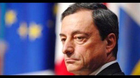 """Draghi a Parlamento Ue: """"Non vogliamo una nuova Lehman"""""""