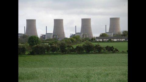 Nucleare: trasferito in Francia il combustibile irraggiato di Trino