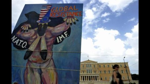Moody's, banche francesi a rischio a causa di Atene