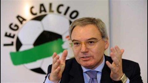 Lega-Calciatori, firmato contratto. Serie A al via venerdì.