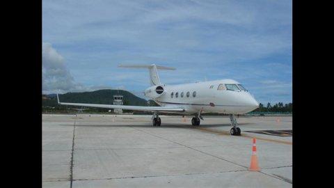 Il corporate jet è essenziale. Specialmente per andare in vacanza