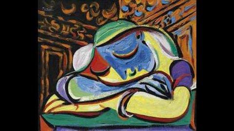 Tre amanti di Picasso, per 48mln €