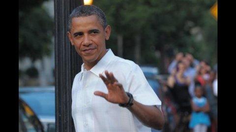 """Usa, per il 44% degli americani l'economia andava """"meglio prima di Obama"""""""