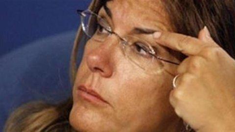 """Confindustria, Marcegaglia: """"Soddisfazione per Visco a Bankitalia"""""""