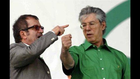 """Bossi: """"A Maroni non piace Reguzzoni? Peggio per lui"""""""