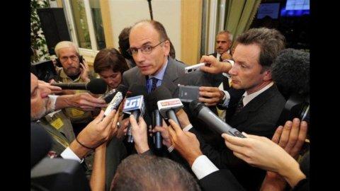 Enrico Letta (Pd): meglio votare in autunno, sennò scatterà il piano B per un governo istituzionale