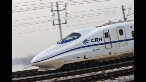 Cina, la Tav da fantascienza fa concorrenza alle compagnie aeree