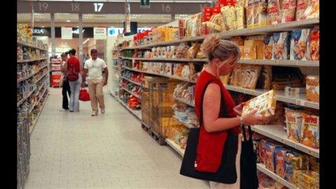 Inflazione al 2,7% a giugno, è il record dal novembre del 2008