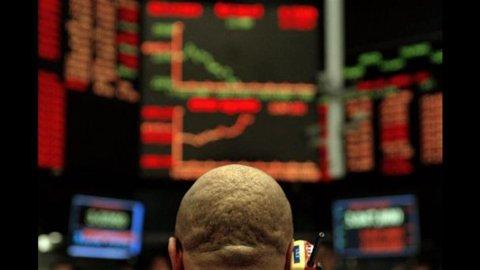 Borsa, una settimana shock per banche e assicurazioni