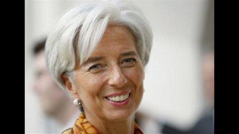 Fmi, Lagarde: la crescita delle economie avanzate sarà frenata dal risanamento dei bilanci