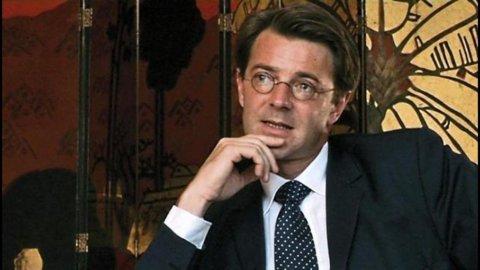 François Baroin, il nuovo ministro dell'Economia francese