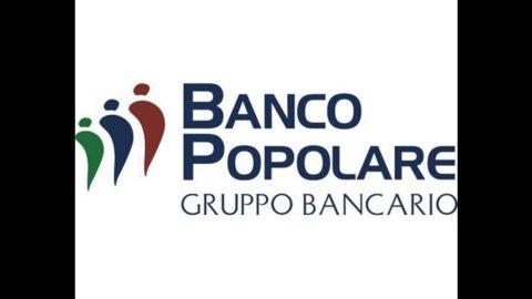 Borsa, Banco Popolare vola su prospettive capitale