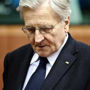 """Trichet dice no a una Tobin tax solo europea: """"Risultati veramente terribili"""""""