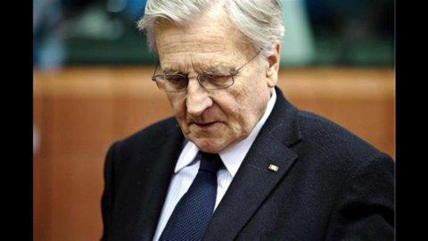 Euro ai massimi da tre settimane dopo che Trichet promette una Bce vigile sull'inflazione
