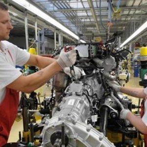 Eurozona, rallenta produzione industriale a giugno (-0,7%)