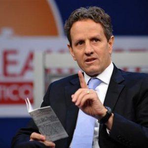 Usa, il ministro dell'Economia Timothy Geithner potrebbe essere vicino alle dimissioni