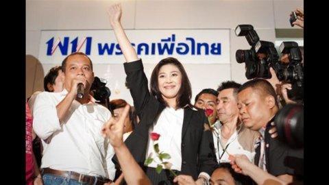 Thailandia: alle elezioni stranvince la sorella di Thaksin Shinawatra