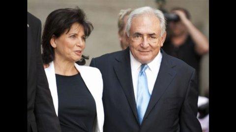 A Parigi, Strauss-Khan non è finito: in vista un ritorno sulla scena politica