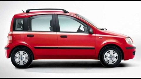 Fiat: arriva la vettura numero 2 mln della Panda