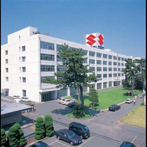 Suzuki: trasloco contro gli tsunami